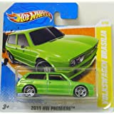 Hot Wheels Volkswagen Brasilia In verdedi Hot Wheels