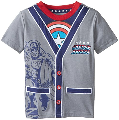 Marvel Captain America Boy's Cardigan Toddler