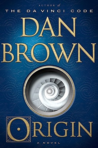 Dan Brown Origin Novel