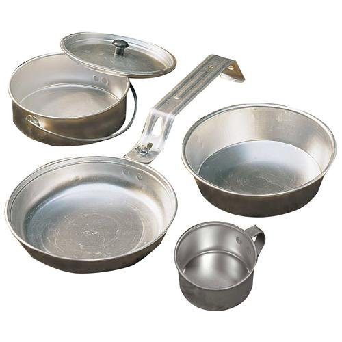 Coleman Aluminum Mess Kit