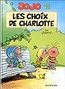 Jojo, tome 11: Le choix de Charlotte
