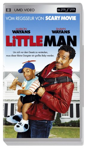 Little Man [UMD Universal Media Disc]