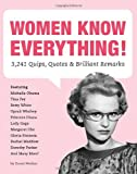 Women Know Everything!