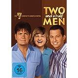 """Two and a Half Men - Mein cooler Onkel Charlie - Die komplette siebte Staffel [4 DVDs]von """"Charlie Sheen"""""""