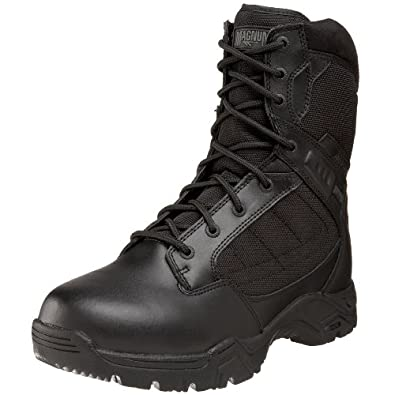 """Magnum Men's Response Ii 8"""" St Boot,Black,7 M US"""