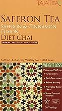 Saffron Cinnamon Diet Chai Tea 5 pack