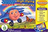 LeapFrog My First LeapPad Book: Jay Jay the Jet Plane High-Flying Adventures