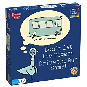 Don't Let the Pigeon Drive the Bus Game!