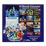 Walt Disney World 2013 - 2014 16 Month Calendar NEW