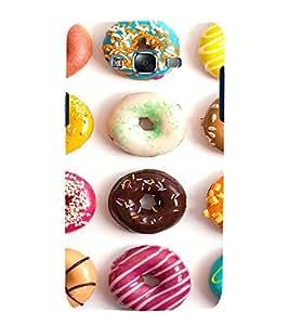 EPICCASE doughnut Mobile Back Case Cover For Samsung Galaxy J7 (Designer Case)