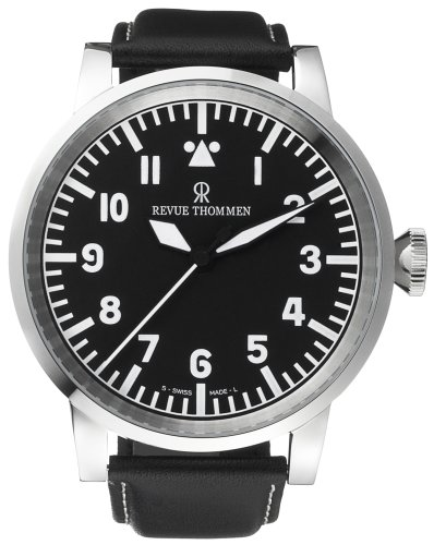 Revue Thommen Herrenuhr Superoversize