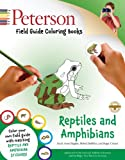 img - for Peterson Field Guide Coloring Books: Reptiles and Amphibians (Peterson Field Guide Color-In Books) book / textbook / text book