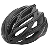 Louis Garneau Sharp Cycling Helmet, Matte Black, Large