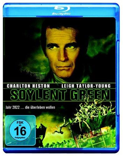 Soylent Green - Jahr 2022 ... die überleben wollen [Blu-ray]