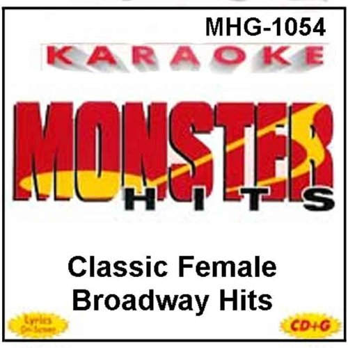 My Fair Lady - Monster Hits Karaoke #1054 - Classic Female Broadway Hits - Zortam Music