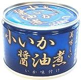 伊藤食品 美味しい小いか醤油煮 150g×4缶