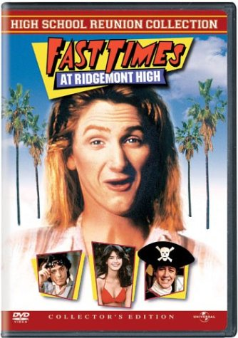 Cover art for  Fast Times at Ridgemont High (Collector's Edition)