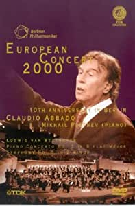 Berliner Philharmoniker: European Concert 2000 [DVD]