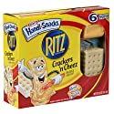 Handi Snacks, Ritz Crackers 'n Cheez, 6-Count Boxes (Pack of 12)