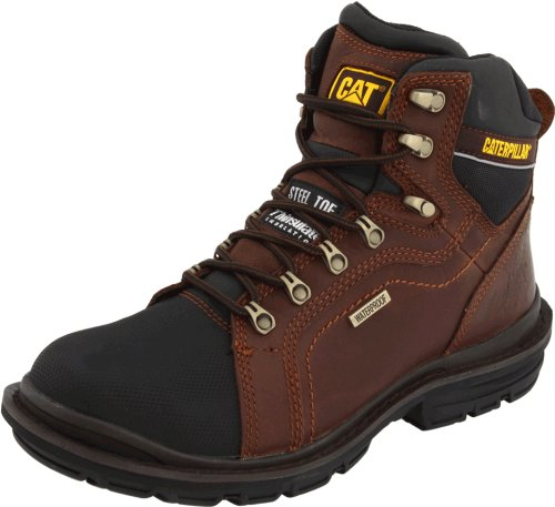 Caterpillar Men's Manifold Tough Waterproof Boot