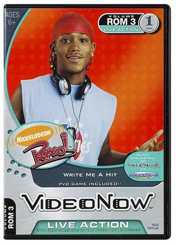 "Videonow Personal Video Disc: Romeo - ""Write Me a Hit"" - 1"
