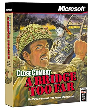 Microsoft Close Combat 2.0: A Bridge Too Far