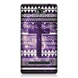 Head Case Designs Aztec Cross Nebula Tribal Pattern Back Case for HTC Windows Phone 8S