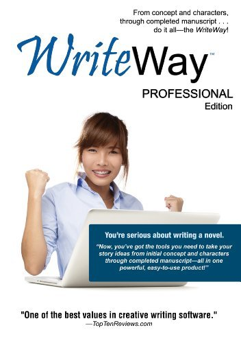 WriteWay Professional Edition Book Cover