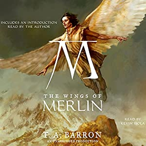The Wings of Merlin Audiobook