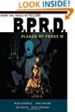 B.P.R.D.: Plague of Frogs Hardcover Collection Volume 4