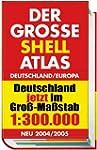 Der gro�e Shell Atlas 2004/2005