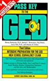 Barron's Pass Key to the Ged (0764104578) by Brownstein, Samuel C.