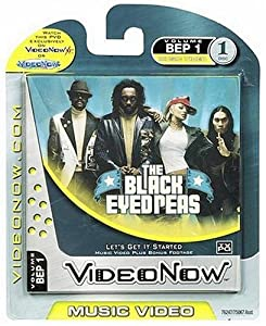 Videonow Personal Music Video Disc: Black Eyed Peas -