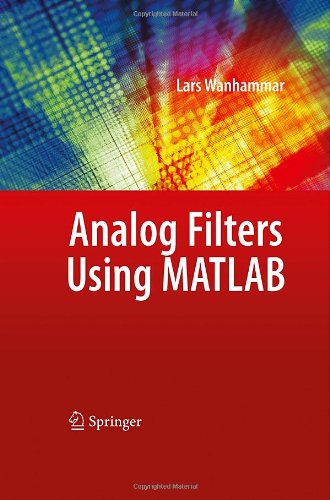 Analog Filters using MATLAB