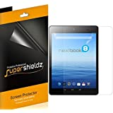 [3-Pack] SUPERSHIELDZ- High Definition Clear Screen Protector For Nextbook 8 7.85'' Tablet NX785QC8G Quad Core (2014 Release) + Lifetime Replacements Warranty [3-PACK] - Retail Packaging