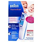 Braun ThermoScan® 4520 ear thermometer with ExacTempTM Technology