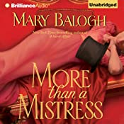 More than a Mistress: Mistress Series, Book 1 | [Mary Balogh]