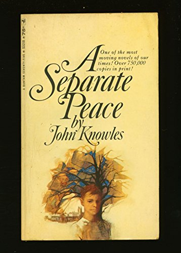 separate peace john knowles essays Essays on john knowles a separate peace we have found separate peace by john knowles, gene does feel guilty about having pulled finny into accident.