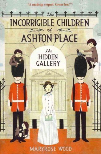 The Hidden Gallery (Incorrigible Children of Ashton Place (Paperback) #02) [ THE HIDDEN GALLERY (INCORRIGIBLE CHILDREN O