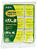 Yamamotoyama tea bag products are 100% natural and Kosher Certified. Roasted brown rice is the source for Genmai-Cha Green Tea's distinctive yet appealing toasty flavor.  Matcha, the premium Japanese powdered green tea is also blended with th...