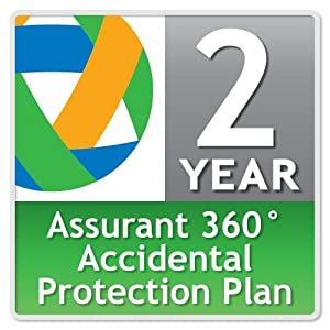 Assurant 360º 2-Year Camera Accidental Damage Protection Plan ($125-$150)