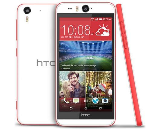 【SIMフリー】 HTC Desire Eye 4G M910x [並行輸入品] (16GB, ホワイトレッド)