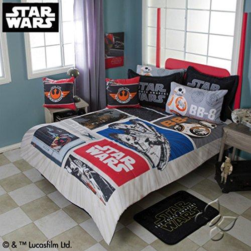 Star Wars Force Awakens 9 piece