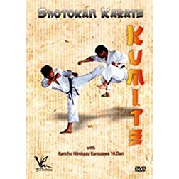 Shotokan Karate Kumite Kanazawa