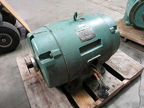 Siemens-Allis 236 HP RG 139 445TZ Turbopak Foot Mounted Chiller Induction Motor (Siemens Induction compare prices)