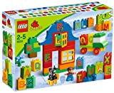 Lego Duplo Steine & Co. 6051 - Buchstaben-Lernspiel