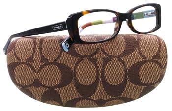 Coach Eyeglasses HC 6011 5001 HAVANA GABRIEL 49MM