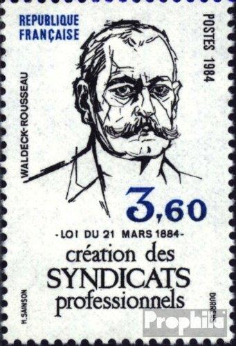 Frankreich 2431 (kompl.Ausg.) gestempelt 1984 Berufsgenossenschaften (Briefmarken für Sammler)