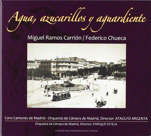 Agua,Azucarillos Y Aguardientes - CHUECA - CD