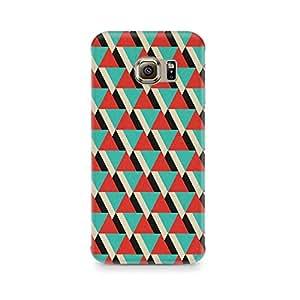 Mobicture Tio Triangle Premium Printed Case For Samsung S7 Edge